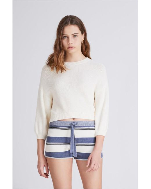 The Fifth Label - White Adventure Calling Knit - Lyst