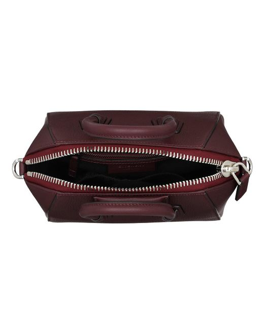 ... Givenchy - Purple Antigona Mini Bag Aubergine - Lyst ... f77ed712d9d39