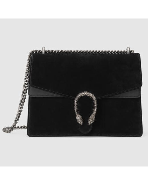 a46d2877396655 Suede Black Dionysus Small Gucci Bag | Stanford Center for ...