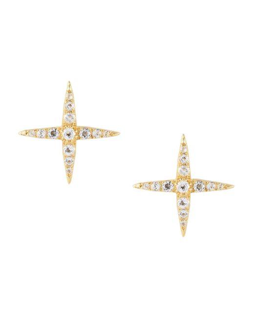 Elizabeth and James | Metallic Earrings | Lyst