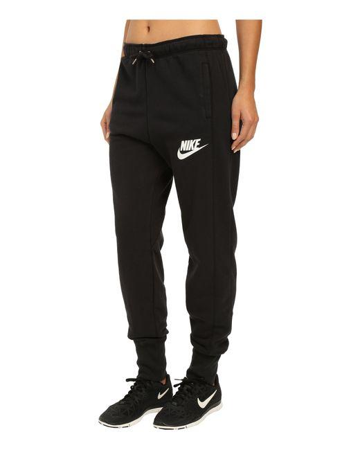 Nike | Black Rally Jogger Sweatpant | Lyst