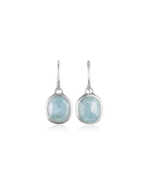 Monica Vinader | Metallic Siren Wire Earrings | Lyst