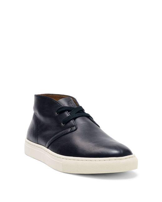 Polo Ralph Lauren | Black Joplin Leather Sneaker for Men | Lyst
