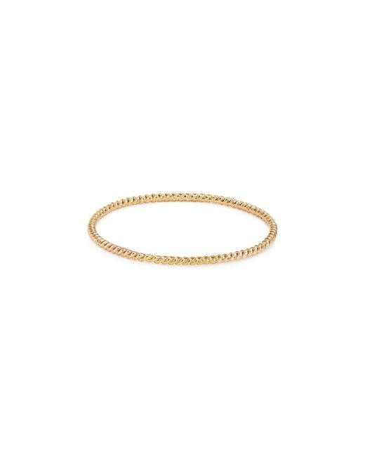 Catbird | Metallic Twisted 14kt Gold Ring | Lyst