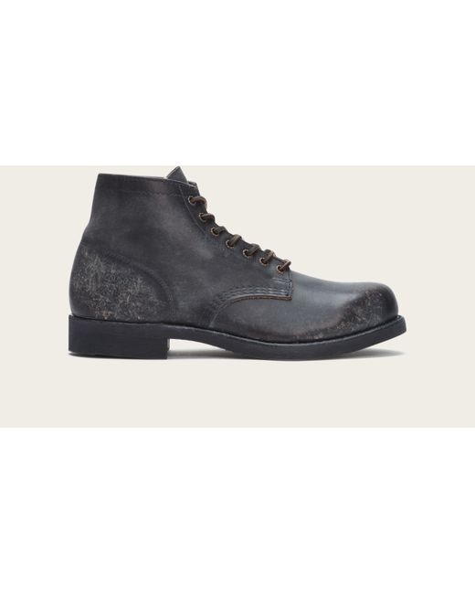 Frye | Black Prison Boot for Men | Lyst
