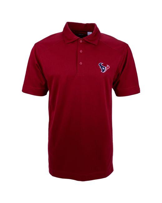 Cutter Buck Men 39 S Short Sleeve Houston Texans Polo In