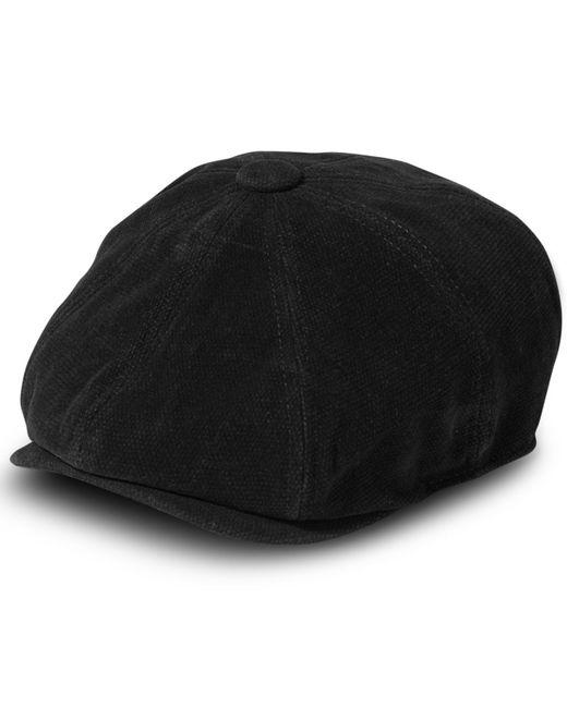 Sean John | Black Men's Hat, Moleskin Newsboy Cap for Men | Lyst