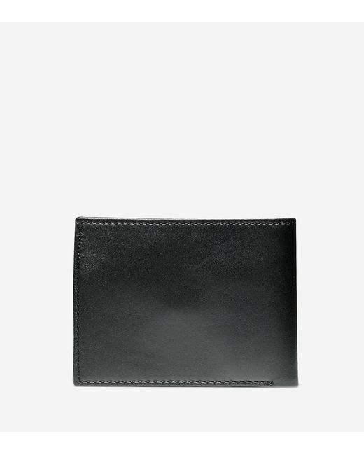Cole Haan | Black Whitman Billfold Wallet for Men | Lyst