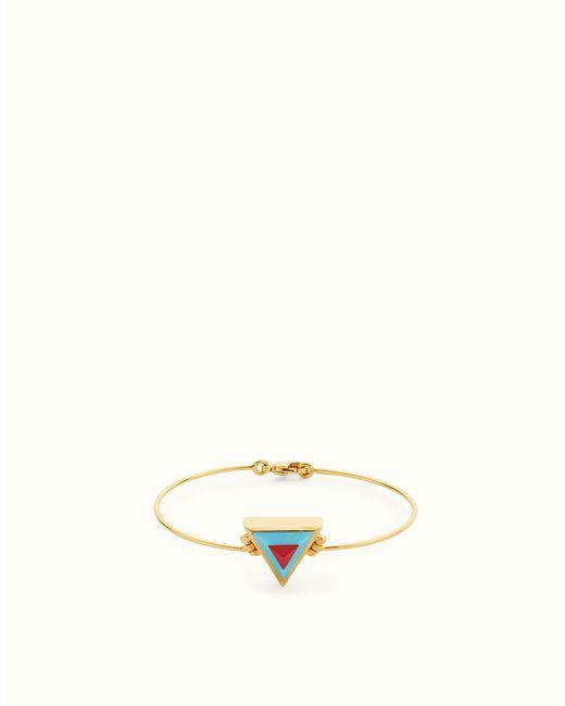 Fendi   White Rainbow Bracelet Rainbow Bracelet   Lyst