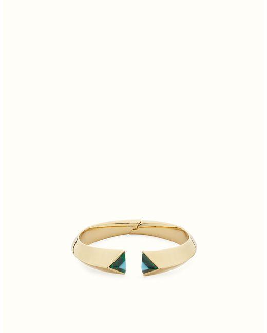 Fendi   Green Rainbow Bracelet Rainbow Bracelet   Lyst