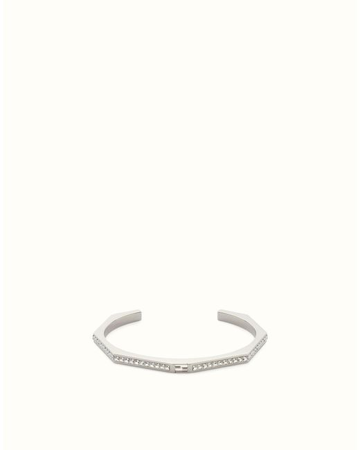 Fendi   Pink Baguette Bracelet Baguette Bracelet   Lyst