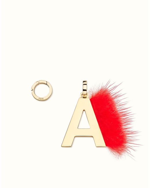 Fendi | Red Abclick A Abclick A | Lyst