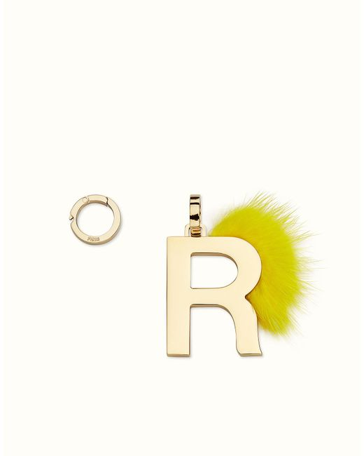 Fendi | Yellow Abclick R Abclick R | Lyst
