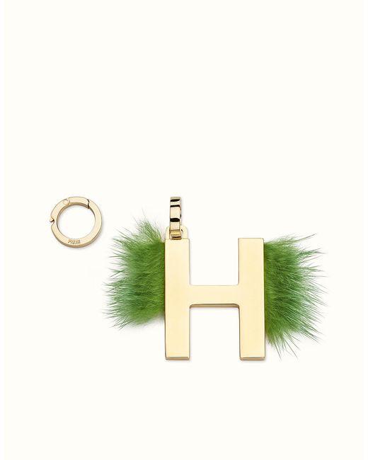 Fendi - Green Abclick H Abclick H - Lyst