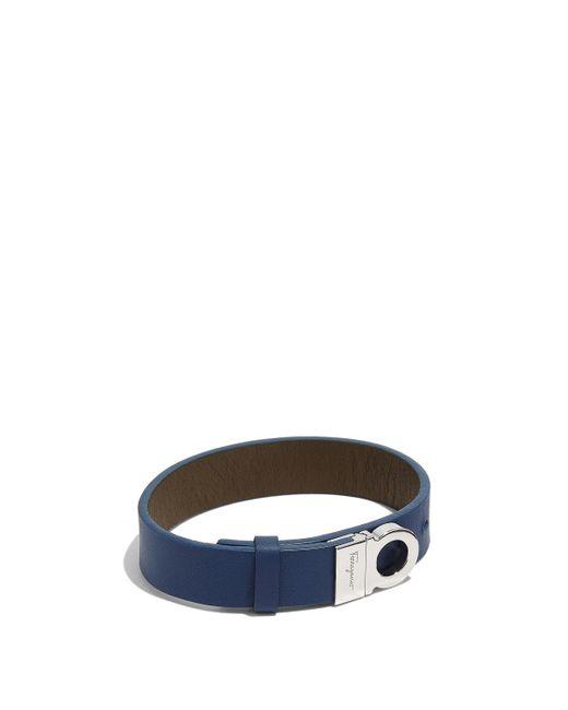 Ferragamo - Multicolor Double Face Gancini Bracelet - Lyst