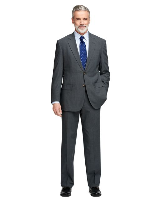 Brooks Brothers | Gray Madison Fit Brookscool® Suit for Men | Lyst