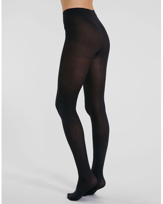 0ad2574e4d9 Charnos - Black 60 Denier Opaque Tights - Lyst ...
