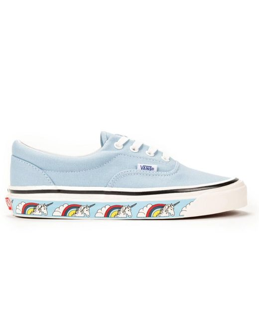 1c031bcd44 Lyst - Vans Unisex Anaheim Factory Era 95 Dx Unicorn Tape Shoes ...