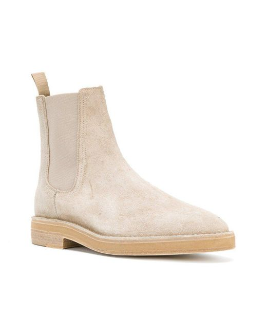 Lyst - Yeezy Chelsea Boots in Natural for Men - Save 63% 26bc8651e