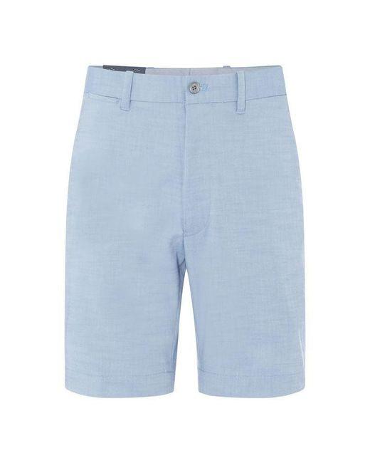 d079eab21 Polo Ralph Lauren - Blue Polo Chambrayshortsn93 for Men - Lyst ...