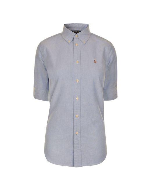 Polo Ralph Lauren - Blue Jenny Shirt - Lyst