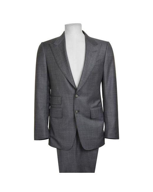 Tom Ford Gray Shelton Suit for men