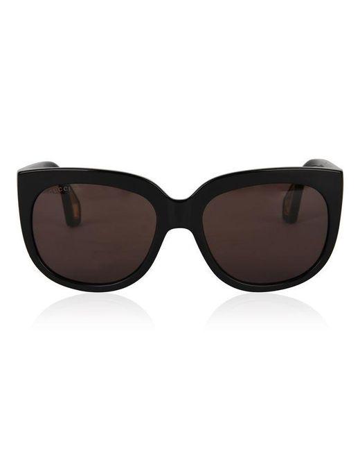 Gucci Black Gg0468s Sunglasses