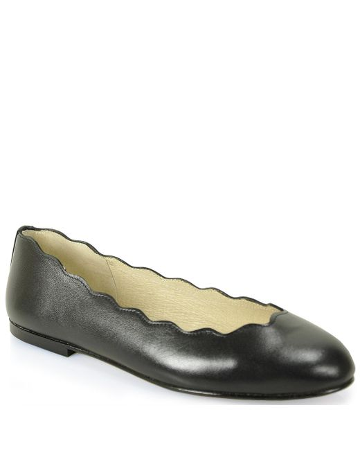 French Sole - Black Ballet Flats - Lyst