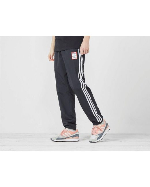 61f853721555 Adidas Originals - Black X Have A Good Time Reversible Track Pants for Men  - Lyst ...