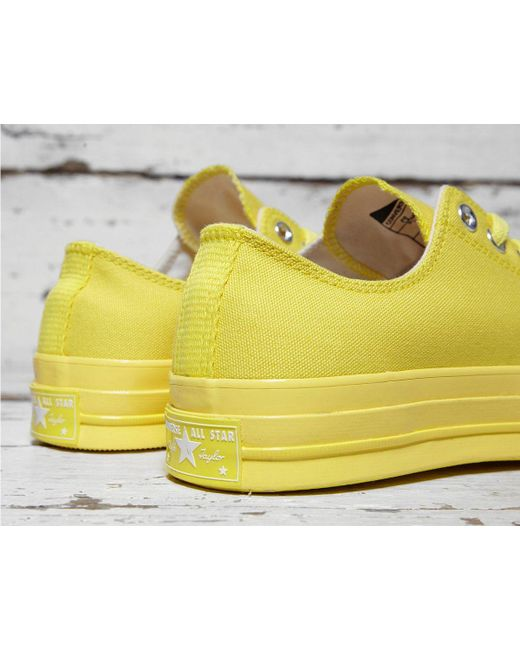 c47ebd06109e ... Lyst Converse - Yellow X Undercover Chuck Taylor All Star 70 s Ox Low  for Men ...