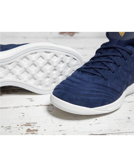 buy online 97e7b 49b2f ... Adidas - Blue Copa 18+ Premium for Men - Lyst ...
