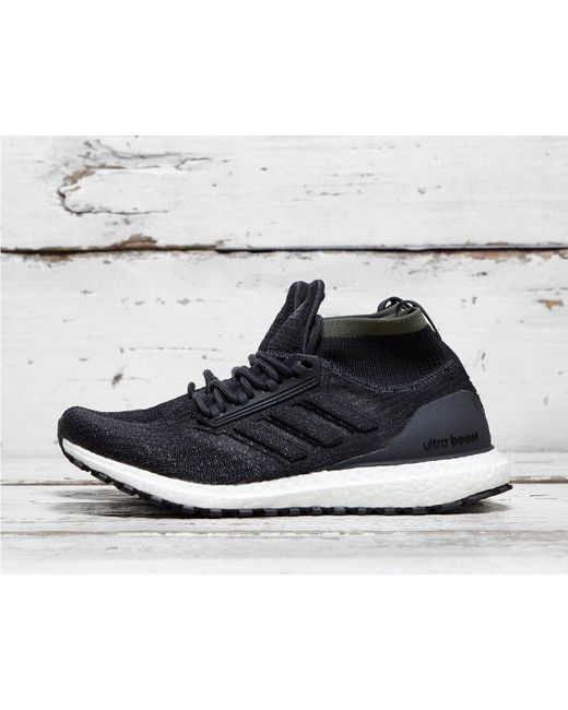timeless design 1c4bb 8c4ab Adidas - Black Ultra Boost Atr for Men - Lyst ...