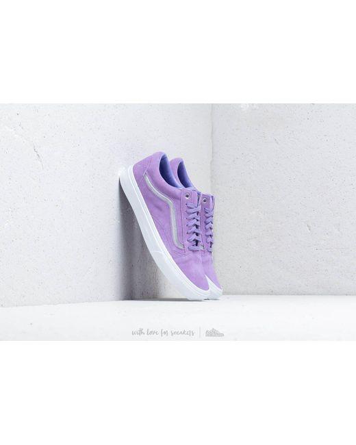 Vans - Purple Old Skool (jelly Sidestripe) Violet for Men - Lyst ... ae8dc10f6