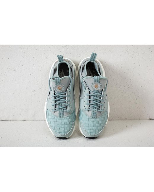 AIR HUARACHE RUN ULTRA - Sneaker low - light pumice/sand/sail/black Wqm4b6