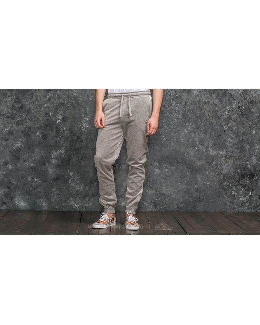Footshop | Gray Staple X Fila Velour Pants Grey for Men | Lyst