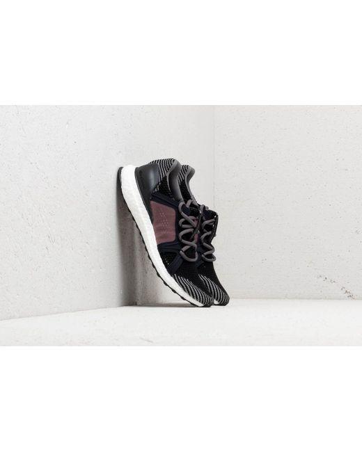 Lyst footshop adidas x, stella mccartney ultraboost nucleo nero