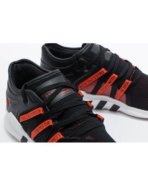 Black EQT adidas US
