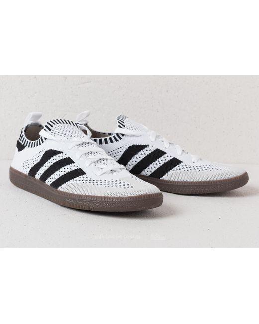 ... france adidas originals adidas samba primeknit sock ftw white core  black blue bird for 172d3 3363f 92a969ca4856