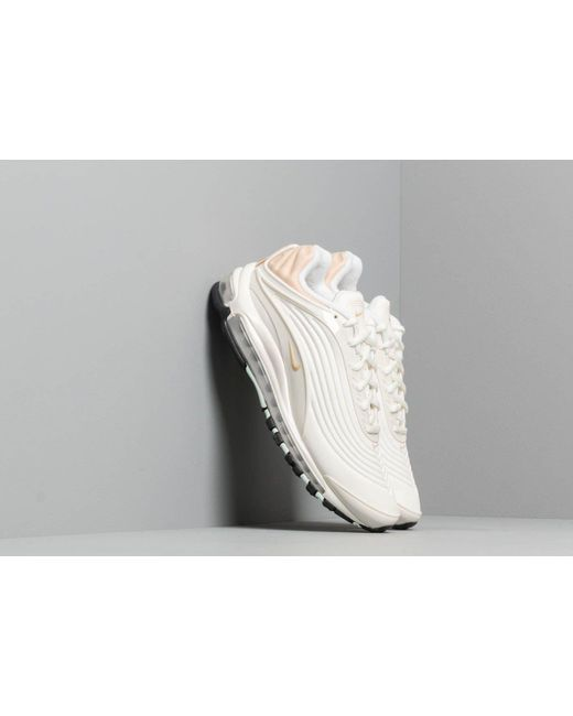 size 40 fad55 193ee Nike - Air Max Deluxe Se Sail  Desert Ore-teal Tint-black for ...