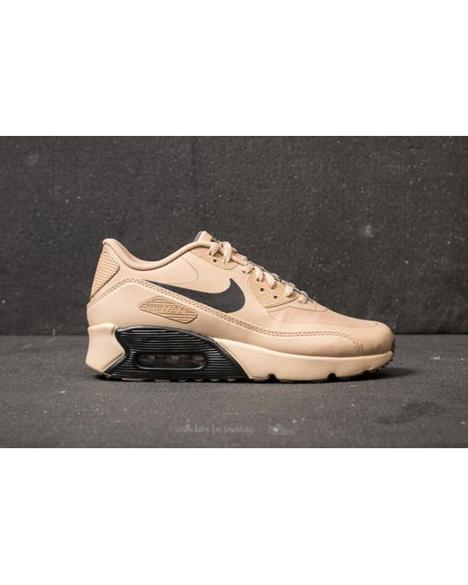 Nike Air Max 90 Ultra 2.0 LE (GS) Desert/ Black-Ridgerock 445WUmDP6a