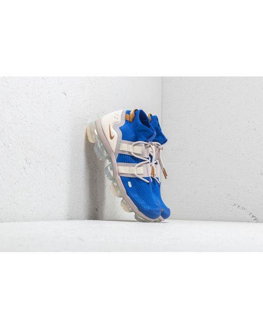 c574c945e586 Nike - Air Vapormax Fk Utility Racer Blue  Muted Bronze for Men - Lyst ...