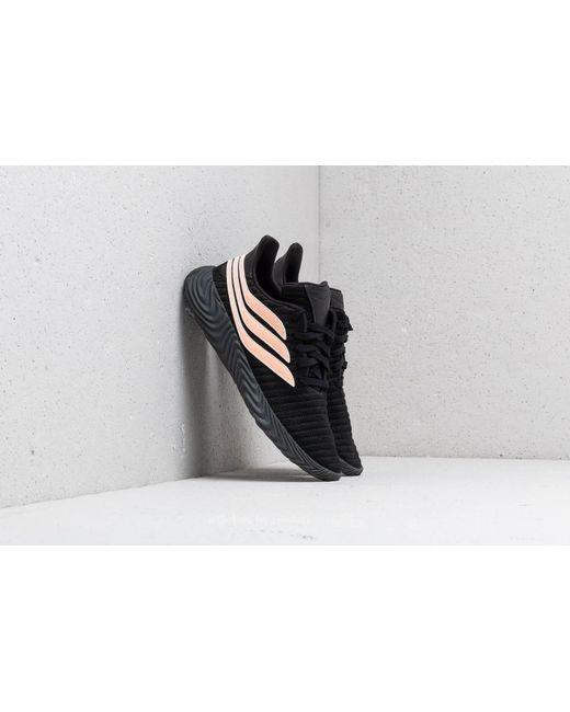 best service 1d560 7ed40 Adidas Originals - Adidas Sobakov Core Black Charcoal Core Black for Men  - Lyst ...