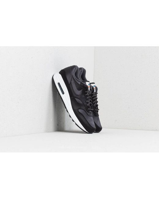 Lyst - Nike Air Max 1 Se Black  Anthracite-white in Black for Men 0ed3e6ab10