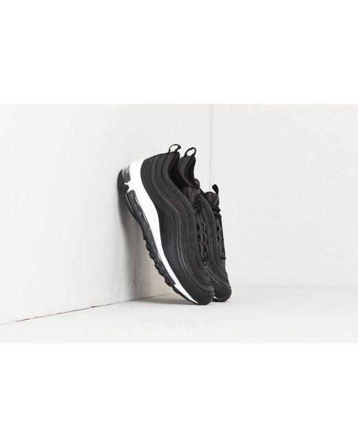 aaf9bf1f5739 Lyst - Nike W Air Max 97 Black  Black-black in Black