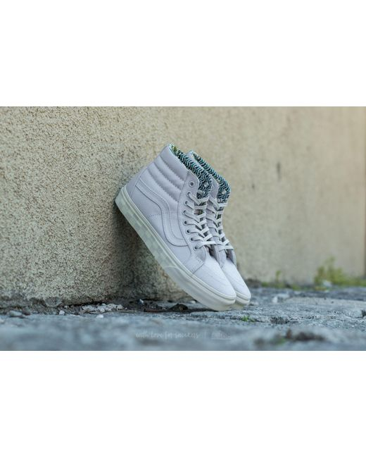 Vans | Multicolor Sk8-hi Reissue Dx (twill) Wing Chime | Lyst