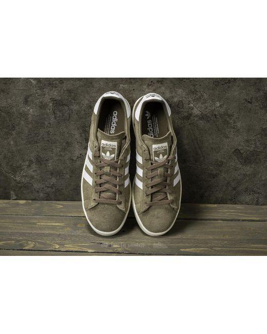 CAMPUS - Sneaker low - branch/footwear white/chalk white Fälschen Zum Verkauf Holen Sie Sich Die Neueste Mode Finish Online sqCcUh4Q