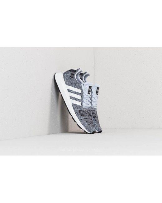 Adidas Originals - Multicolor Adidas Swift Run Aero Blue/ Ftw White/ Core  Black for ...