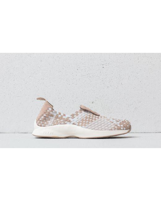 892e36e94a2dc ... Nike - Natural Air Woven Sand  Sail-desert Sand for Men - Lyst ...