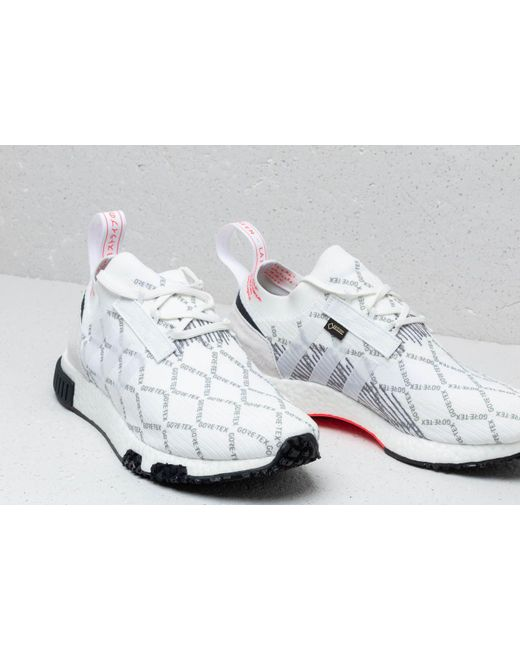 1d5c85f67207f ... Adidas Originals - Adidas Nmd racer Gtx Pk Ftw White  Ftw White  Shored  for Men