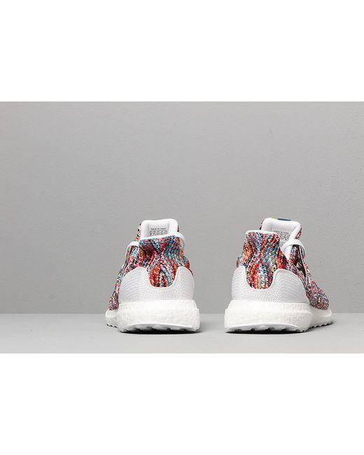 06d3df383d857 ... Adidas Originals - Adidas X Missoni Ultraboost Clima Ftwr White  Shock  Cyan  Active Red ...